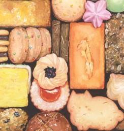 京都烏丸いつもの焼き菓子